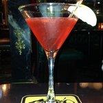 The Martini was OK..
