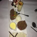 Delicious Sharing pudding platter!