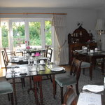 Dining room - breakfast room