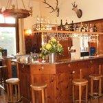 Engadinerhof bar area