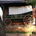 Ox Wagon quarters
