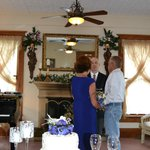 Benner House Wedding