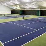 Tennis Court & Fitness Cub