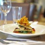 Delicuos food @ Smith's Grill (Inside the Arora Hotel Heathrow)