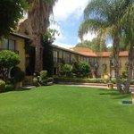Jardines Gran Hotel Hacienda de La Noria