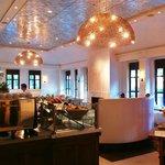 Cafe Zinc inside the Hotel
