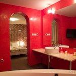 RJ Hotel łazienka