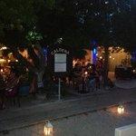 La Caldera (formally Crabs) by night!