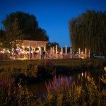 Outdoor River Garden Bar