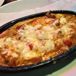 the best seafood casserole ever - with cheese!!