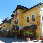 Kranjska Gora, restaurant