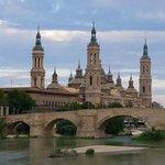 Basilica, Ebro river