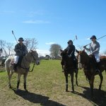 Argentina Polo Fields Foto