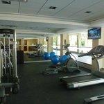La salle fitness