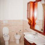 bagno privato appartamento