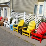 Great selection of Muskoka Chairs
