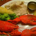 Lobster Dinner at Brothers 2
