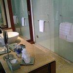 baño integrado en la habitacion