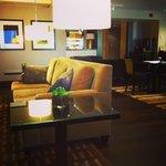 Sheraton Seattle Club lounge