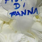 Flavor of the day, Fior di Panna.