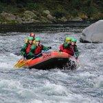 August Rafting 2013