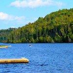 Kayak on Flour Lake