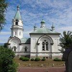 青空に映える美しい聖堂