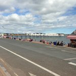 Seafront in Paignton