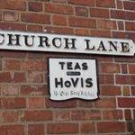 Church Lane Entrance
