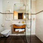 Badezimmer, Hotel Vier Jahreszeiten Loipersdorf