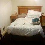 Smallish bed
