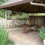The Guest Suite -  Private Patio Braai/ BBQ Area