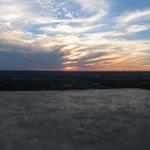 Sonnenuntergang Grandad Bluff