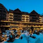 Grand Hotel Park, Gstaad, Winter Dream II