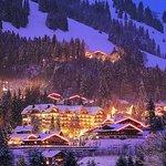 Grand Hotel Park, Gstaad, Winter Dream III