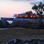 Black Rocks Seaside Restaurant Bar Foto