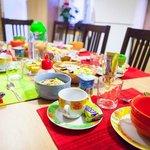 area colazione