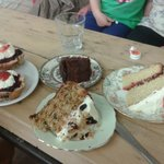 Great cakes and scones
