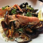 Pasqualinos Seafood Risotto