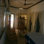 Salon intérieur commun
