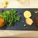 le foie gras (deja attaqué)
