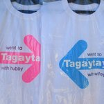 tagaytay tshirt for souvenir..