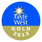 The cafe was recently granted the Taste of the West GOLD AWARD
