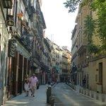 Calle Cava Baja