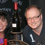 Die Inhaber Julia und Markus Meny