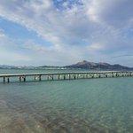 Pantalán Playa de Muro