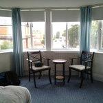 View from Room Nº) towards seaside