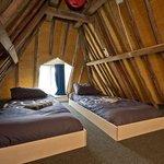 Kamer 3 (extra bedden op zolder)