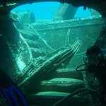 Atlantic Princess wreck ~ some of the best scuba diving in the Dominican Republic