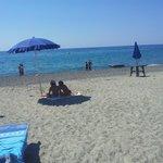 la fantastica spiaggia